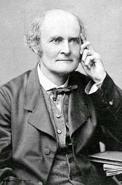 Arthur Caley, British mathemetician, invented matrices around 1858 and was instrumental in the development of determinants.