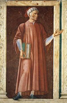 Renaissance Poet Dante