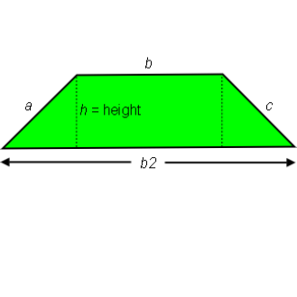 Isosceles Trapezoid is a Quadrilateral.