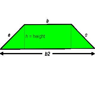Isosceles Trapezoid is a Quadrilateral.