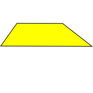 Ordinary Trapezoid does not have symmetry of Isosceles Trapezoid.