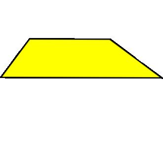 Ordinary Trapezoid does not have symmetry of Isosceles Trapezoid.